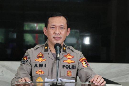 Polri: 11 perwira tinggi Polri naik pangkat