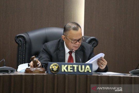 DKPP berhentikan empat penyelenggara pemilu