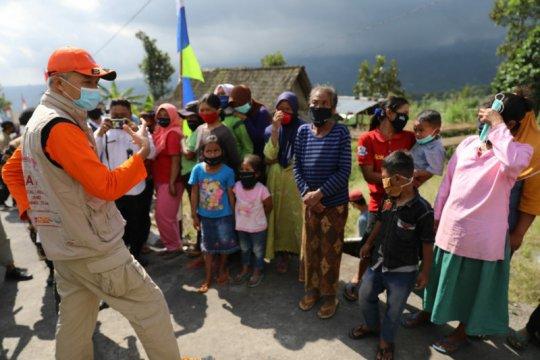 Ganjar berharap Desa Saudara jadi percontohan nasional hadapi bencana