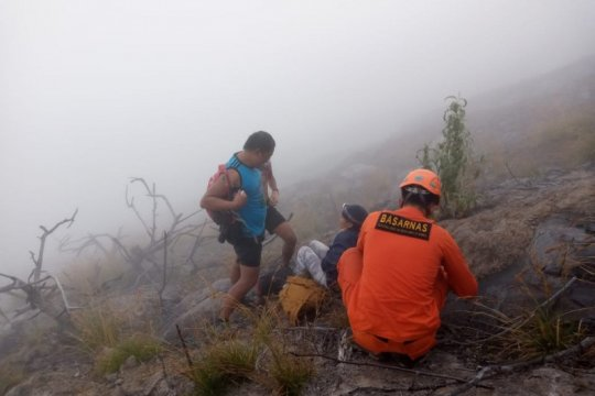 "PVMBG turunkan status Gunung Agung menjadi ""waspada"""