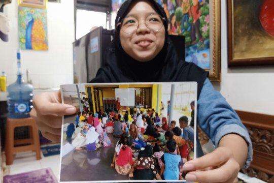 Pelajar peraih ratusan penghargaan akhirnya putus sekolah