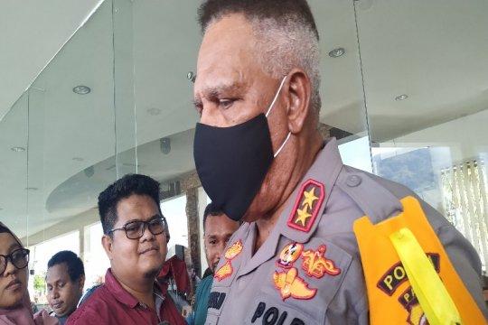 Polda Papua siagakan 2.577 personil amankan pilkada di 11 kabupaten