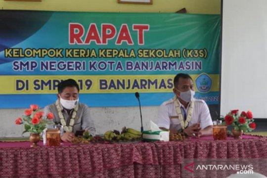 5.965 diterima PPDB SMP di Banjarmasin, 14 sekolah kurang siswa