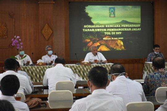 DIY sosialisasikan pengadaan tanah untuk Tol Yogyakarta-Bawen