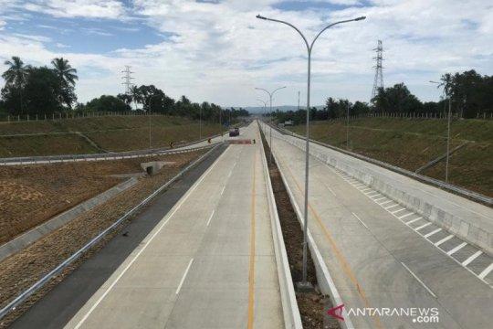 Asosiasi tol berharap Tol Sibanceh jadi infrastruktur ekonomi budaya