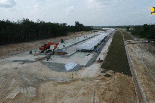 Kementerian PUPR targetkan Tol Padang-Sicincin beroperasi akhir 2021