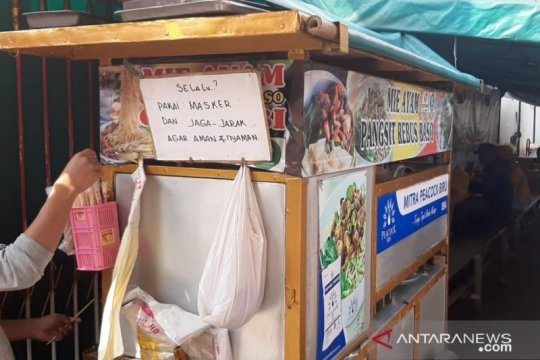 Rekomendasi kuliner pinggir jalan dekat stasiun Bogor