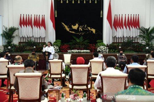 Presiden : Pertumbuhan ekonomi kuartal III akan jadi kunci pemulihan