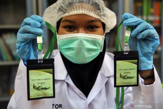 Inovasi produk antivirus dari Kementerian Pertanian