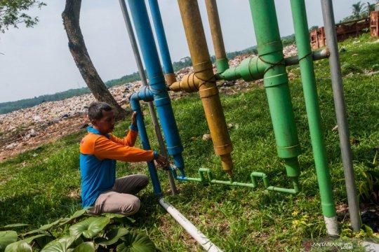 Pemanfaatan sampah organik menjadi biogas