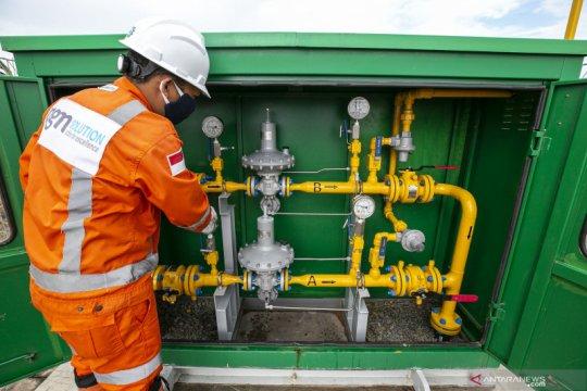Kementerian ESDM teken kontrak bangun 60.875 jaringan gas rumah tangga