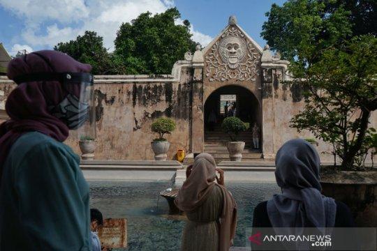 Wisata Taman Sari kembali dibuka