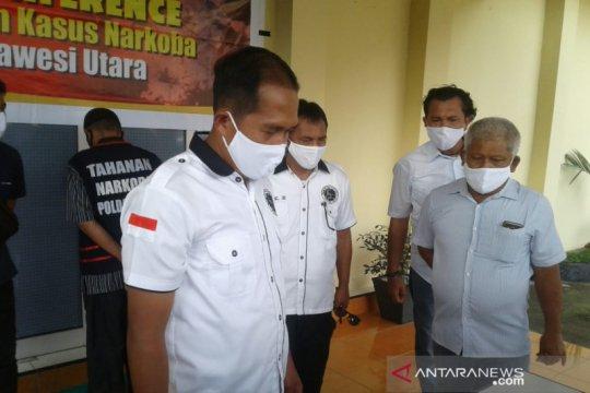 Kasus anggota DPRD Bolmut terkait narkotika dalam pemberkasan