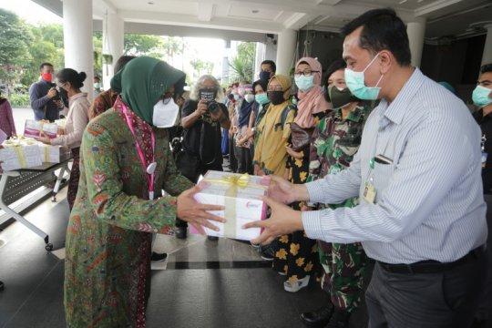 55 rumah sakit di Surabaya terima ribuan alat rapid test