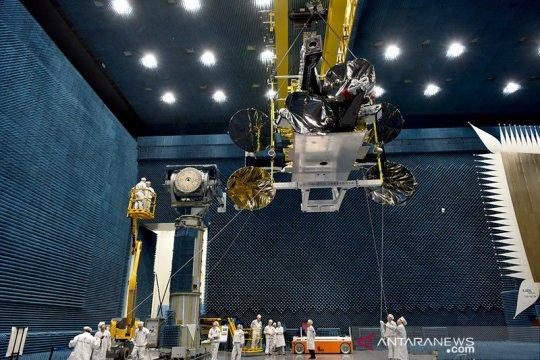 Kominfo berhasil pertahankan slot orbit satelit Indonesia