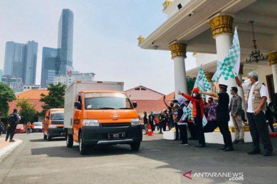 Animo belanja daring tinggi, layanan Lumbung Pangan Jatim diperluas