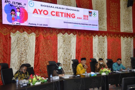 "Puskesmas di Padang ciptakan aplikasi ""Ayo Ceting"" cegah stunting"