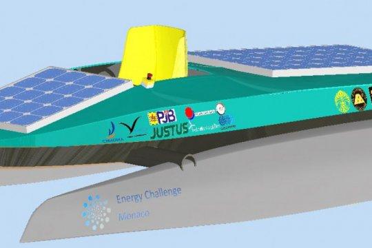Kapal hemat energi mahasiswa UI juara terfavorit lomba kelas dunia