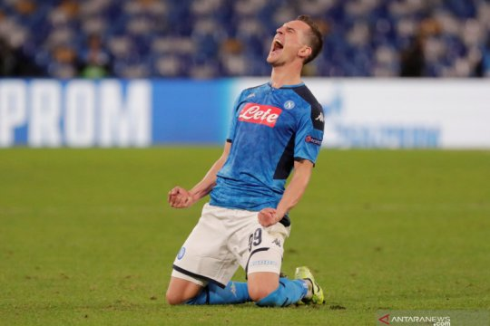 Gennaro Gattuso akui Arkadiusz Milik akan tinggalkan Napoli