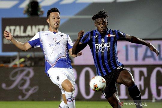 Atalanta ukir kemenangan kesembilan beruntun untuk rebut posisi tiga