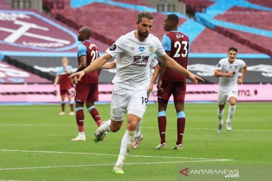 Burnley jaga asa ke Eropa selepas tundukan West Ham