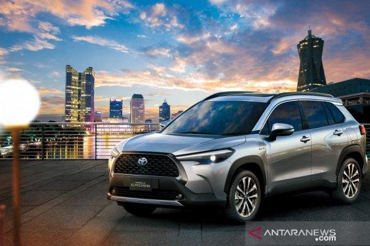 Pecinta Toyota Corolla bisa beralih ke versi SUV