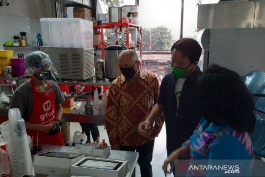 "Menteri Teten Masduki apresiasi konsep ""Dapur Bersama GoFood"""