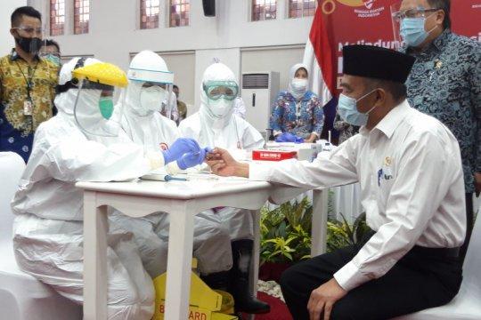 Pemerintah luncurkan tes cepat COVID-19 buatan dalam negeri