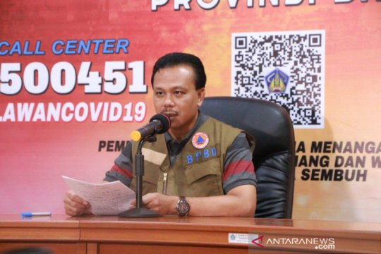 92 pasien positif COVID-19 di Bali dinyatakan sembuh