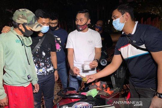 Polisi tangkap pengedar berbagai jenis narkoba di Condet