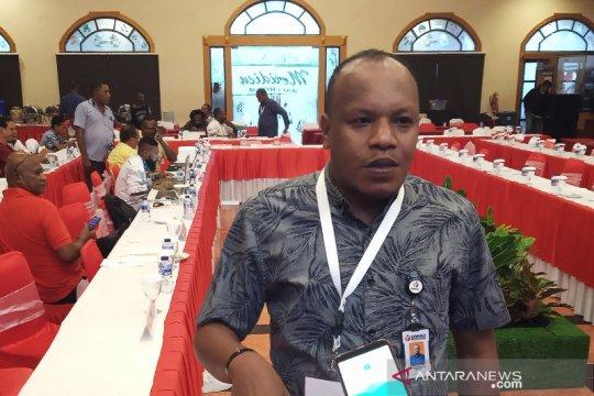 KPU Papua Barat masih kosong, Bawaslu kesulitan koordinasi