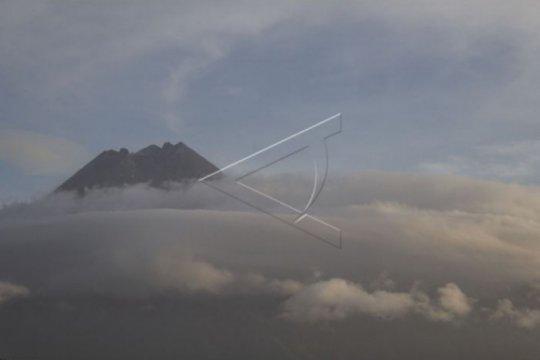 Deformasi Gunung Merapi belum ubah jarak bahaya