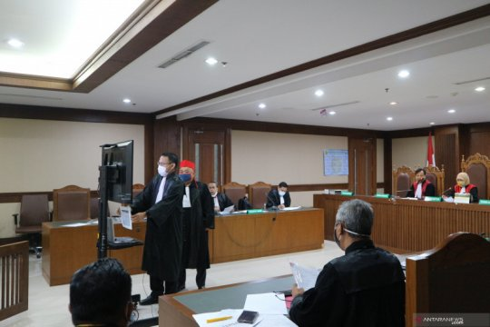 Sekretaris KPU Papua Barat akui beri Rp500 juta ke Wahyu Setiawan