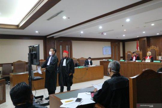 "Jaksa KPK tolak permohonan ""justice collaborator"" Wahyu Setiawan"