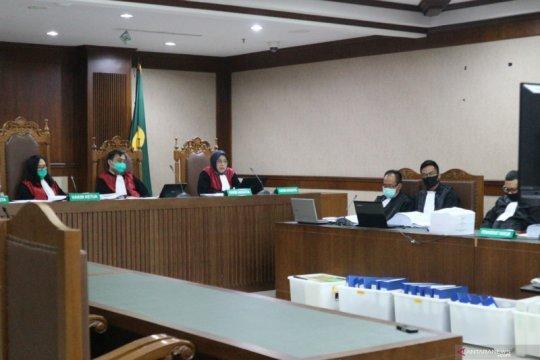 Tubagus Chaeri Wardana divonis 4 tahun penjara