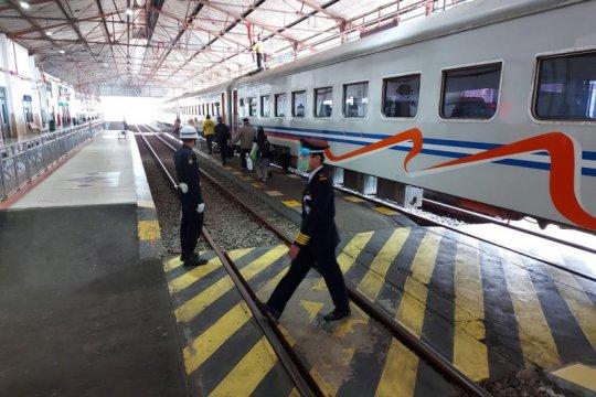 Daop Madiun layani 17.109 penumpang pekan pertama Juli