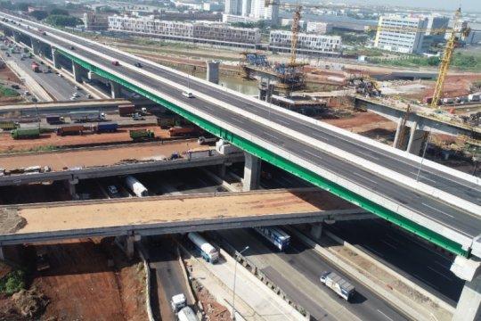 Pembangunan Jalan Tol Cibitung-Cilincing capai 74 persen