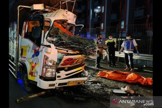 Dua kecelakaan di Jakarta Barat sebabkan korban meninggal