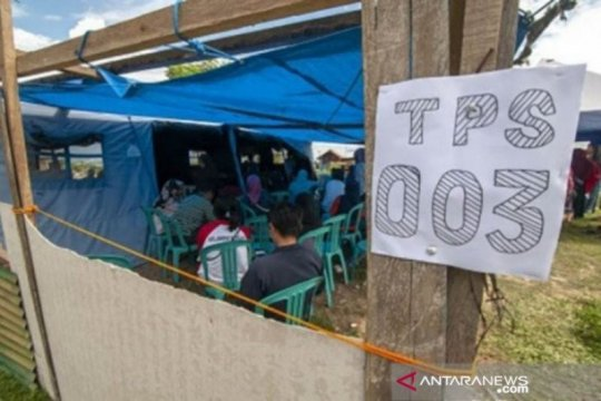 KPU Kabupaten Halmahera Utara minta tambah dana TPS