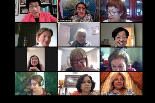 Organisasi perempuan lanjutkan perjuangan melalui daring