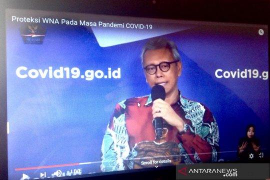 WNA baru tiba di Indonesia wajib tes PCR dan isolasi mandiri 14 hari