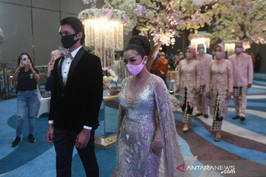 Simulasi pernikahan normal baru