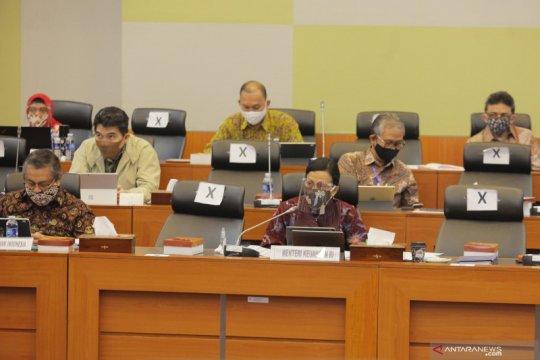 Sri Mulyani: Anggaran perlindungan sosial terealisasi Rp72,5 triliun