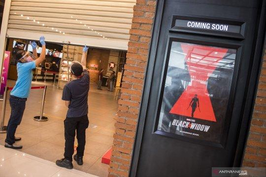 Bioskop dan olahraga rekreasi terpaksa ditutup kembali