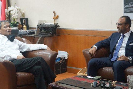 Dubes Al Dhaheri sebut hubungan UEA, Indonesia terus berkembang  pesat