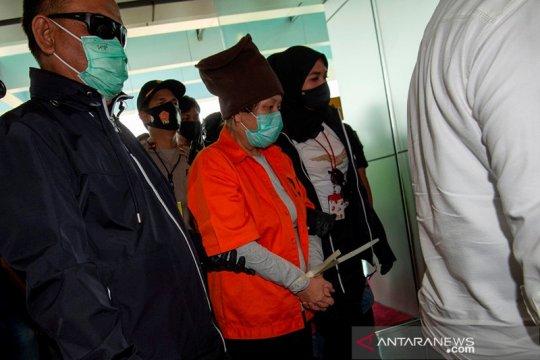 Sahroni: Penangkapan Maria Pauline awal permulaan tangkap Joko Tjandra