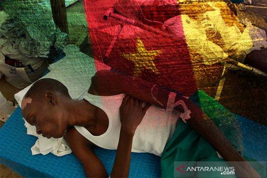 Belasan orang meninggal akibat wabah kolera di Kamerun
