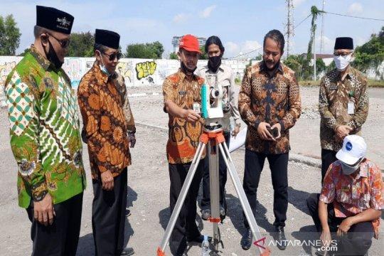 Masjid hadiah Pangeran Abu Dhabi bakal dibangun di Solo