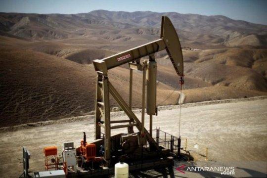 Harga minyak turun saat pembahasan paket stimulus di parlemen AS alot