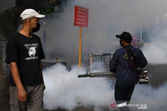 26 warga Cipayung terjangkit DBD sejak Januari 2021